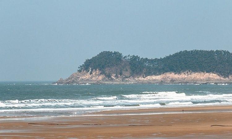 Mallipo Beach | Taean-gun, Chungcheongnam-do