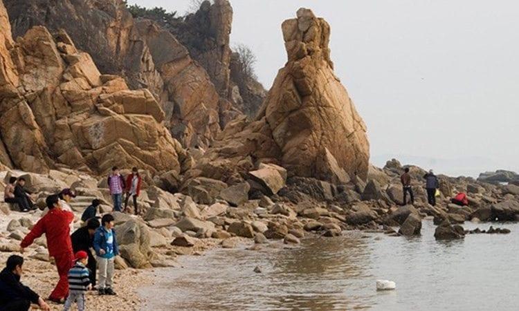 Seonnyeo Rock Beach | Jung-gu, Incheon