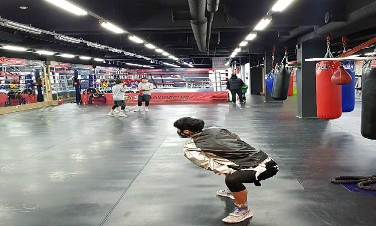 Boxing Gym Everest | Mapo-gu, Seoul