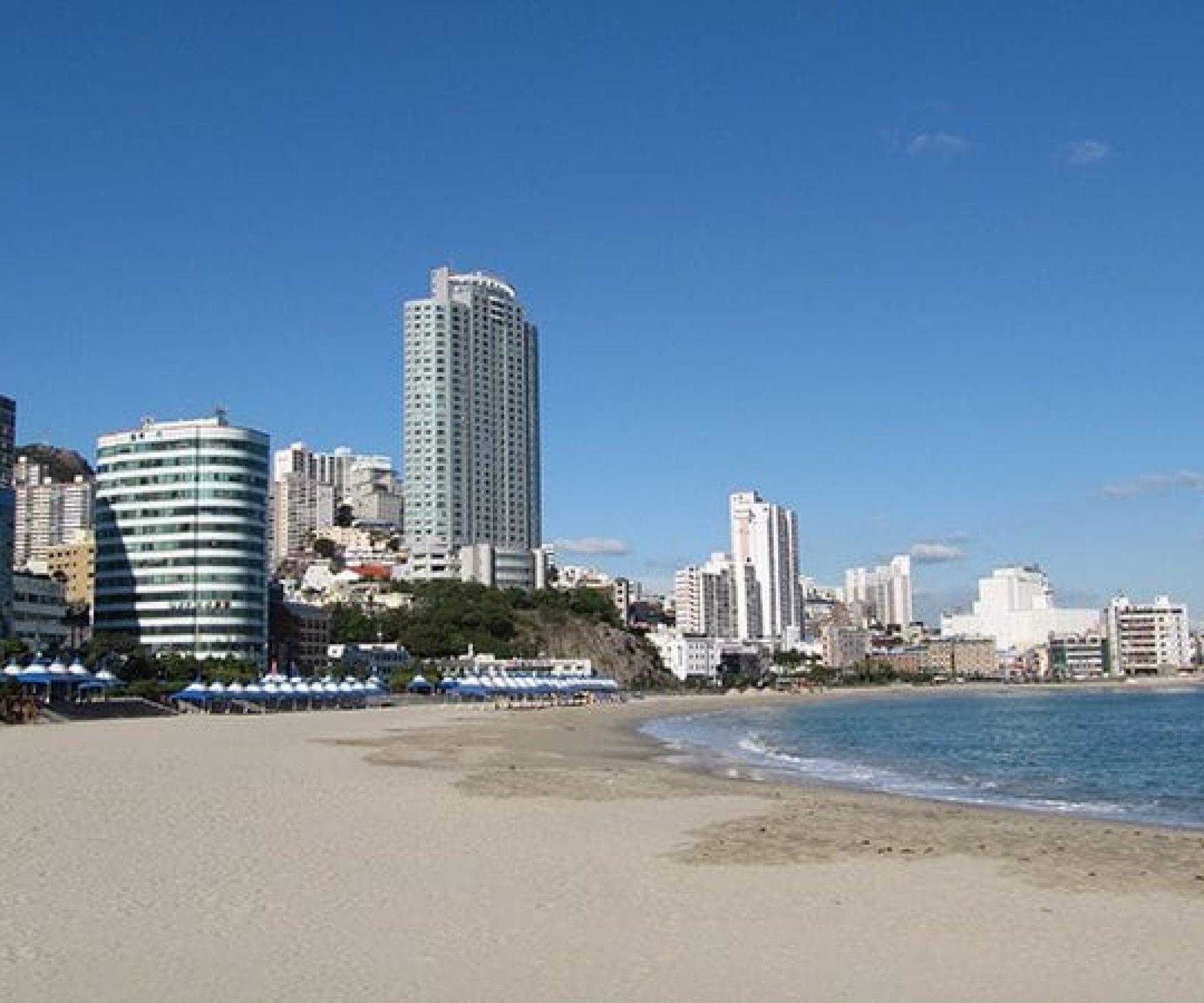 Songdo Beach | Seo-gu, Busan