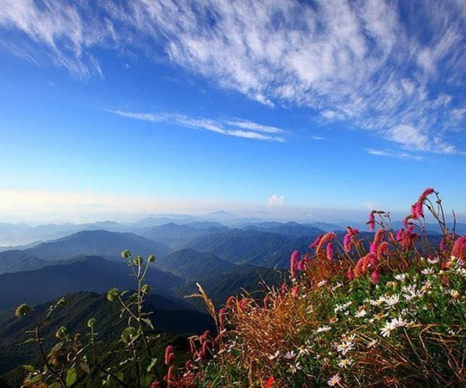 Jirisan Mountain   Sancheong, Gyeongsangnam-do