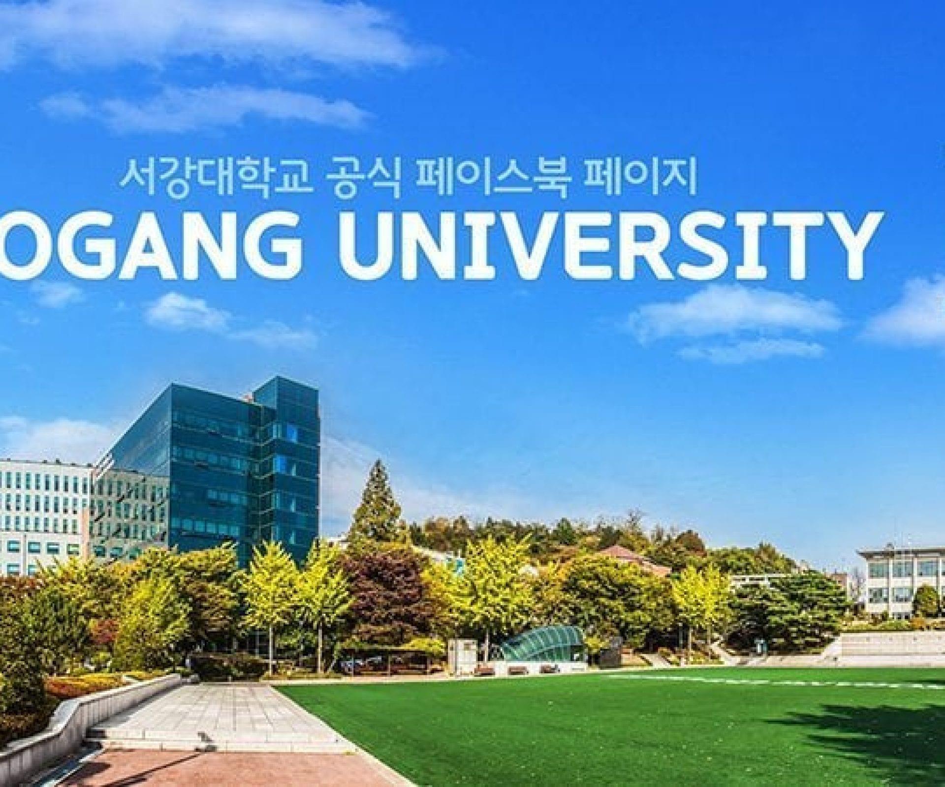 Sogang University | Mapo-gu, Seoul