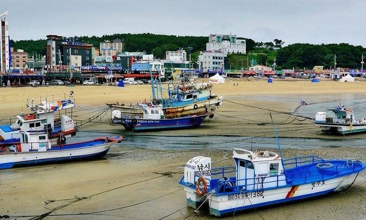Eurwangni Beach | Jung-gu, Incheon