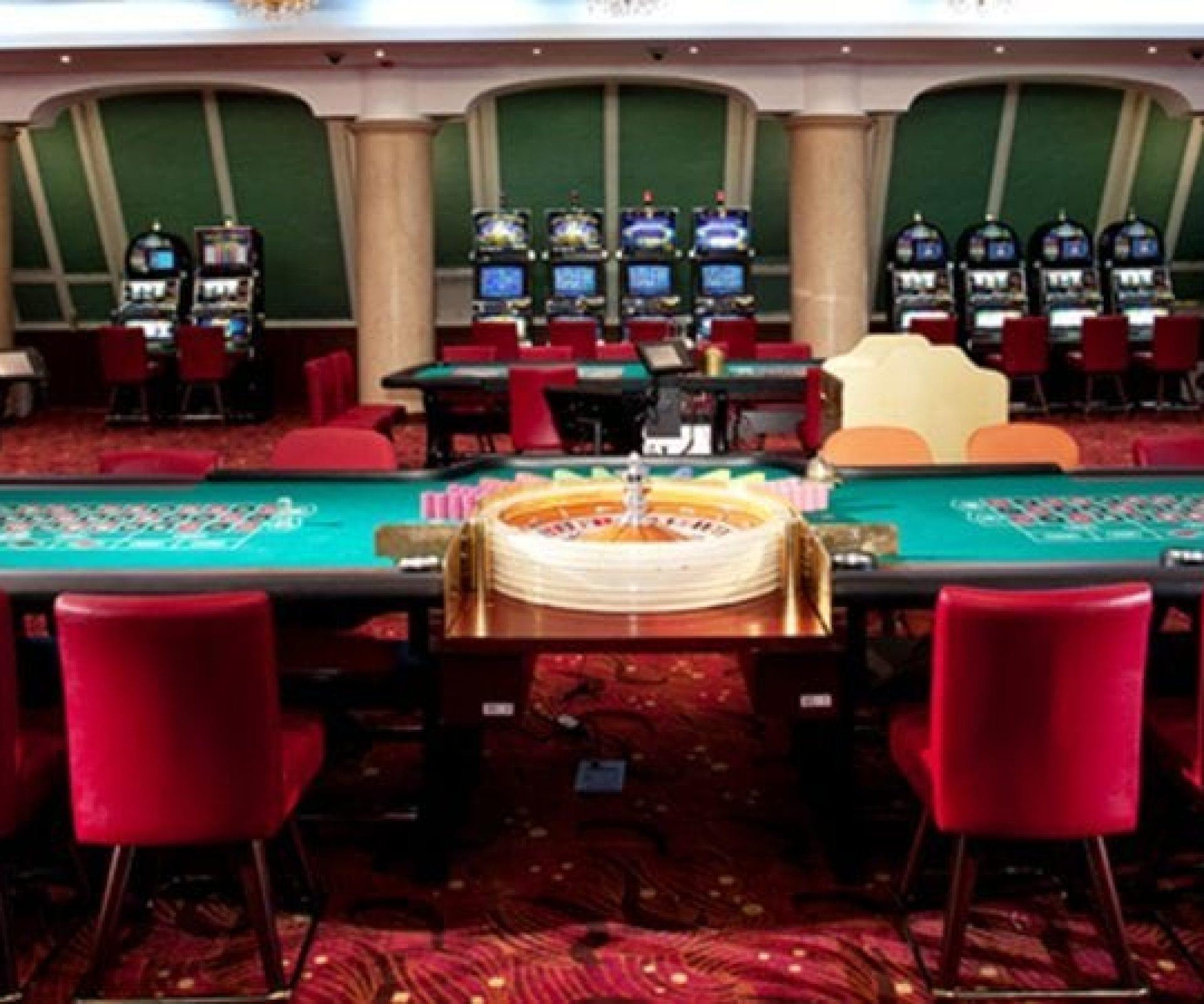 Daegu Casino at Hotel Inter-Burgo | Daegu