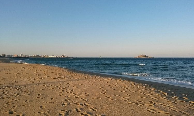Sokcho Beach | Sokcho-si, Gangwon-do