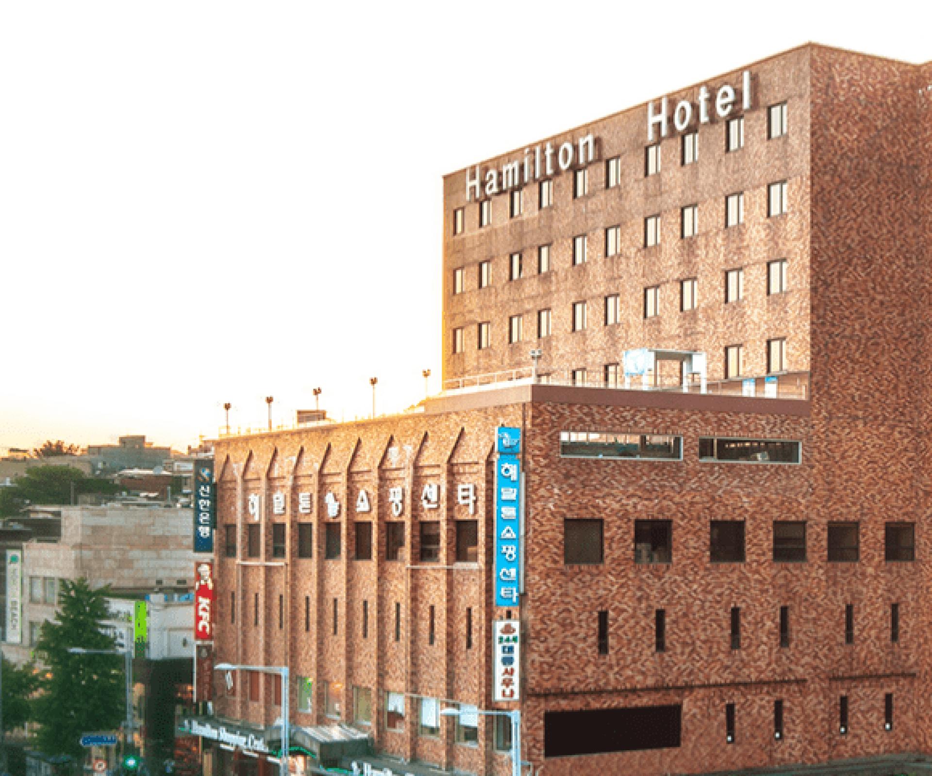 Hamilton Hotel | Yongsan-gu, Seoul