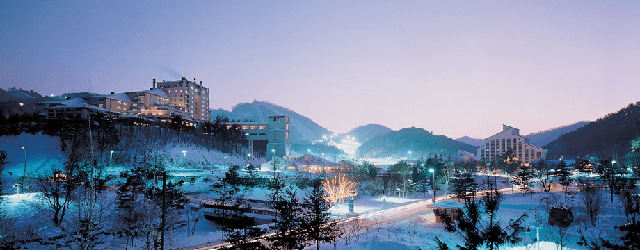 YongPyong Resort | Pyeongchang-gun, Gangwon-do