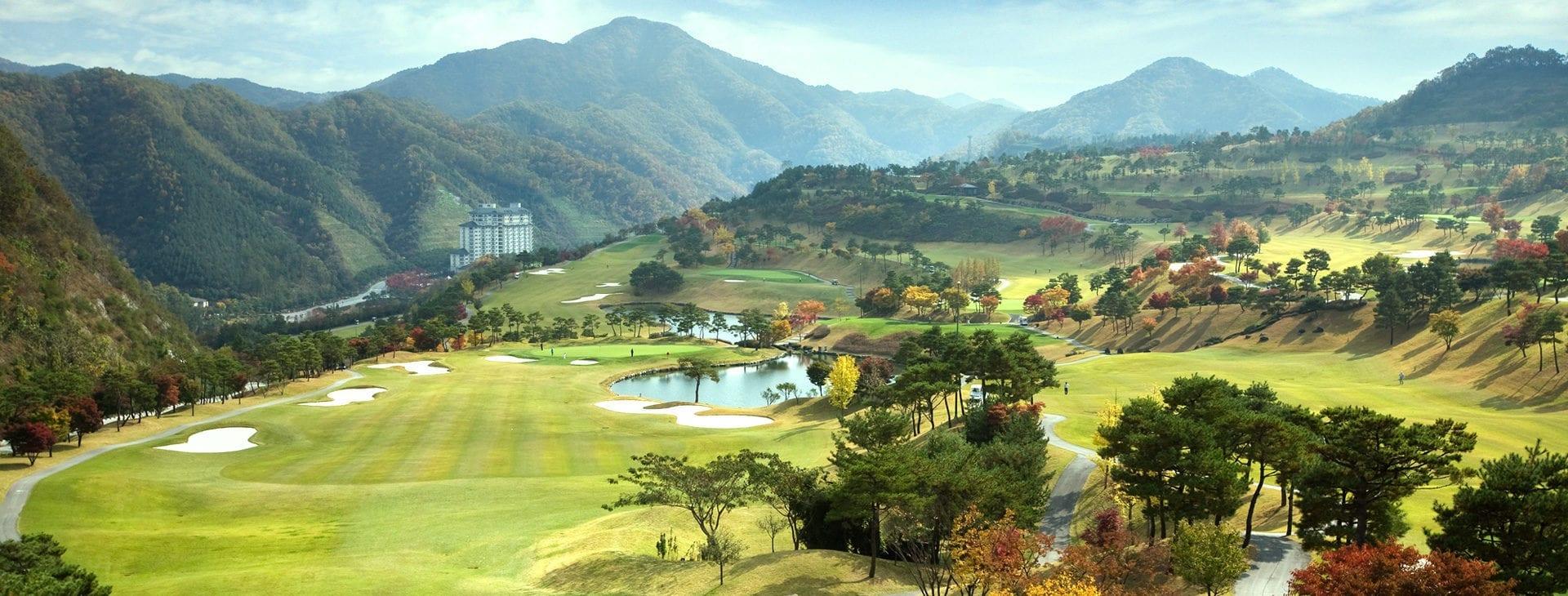 Elysian Gangchon Resort   Chuncheon, Gangwon-do