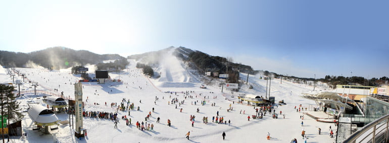 Welli Hilli Park | Hoengseon, Gangwon-do