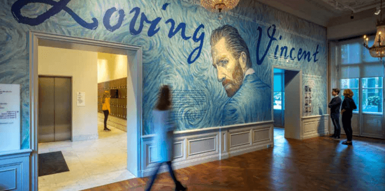 Loving Vincent Exhibition