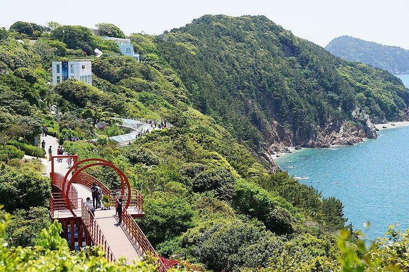 Jangsado Sea Park | Tongyeong-si, Gyeongsangnam-do