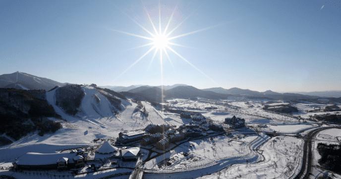 Yongpyong Ski Resort | Pyeongchang-gun, Gangwon-do