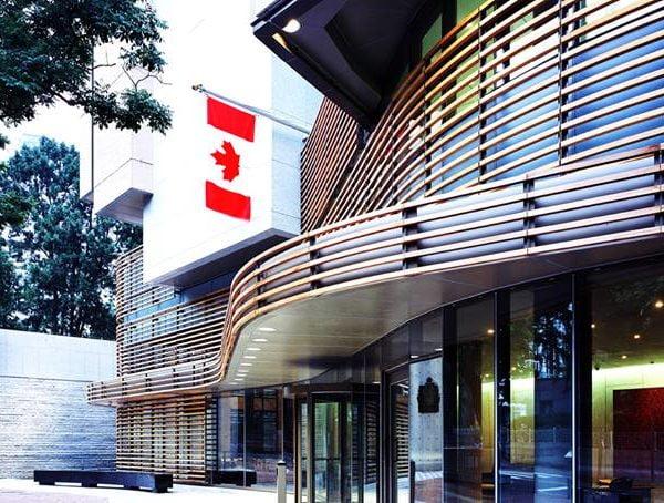 Embassy of Canada | Jung-gu, Seoul