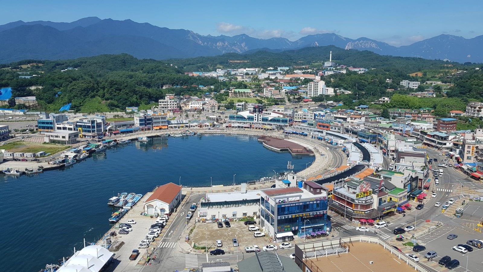 Daepohang Port (대포항) | Sokcho-si, Gangwon-do