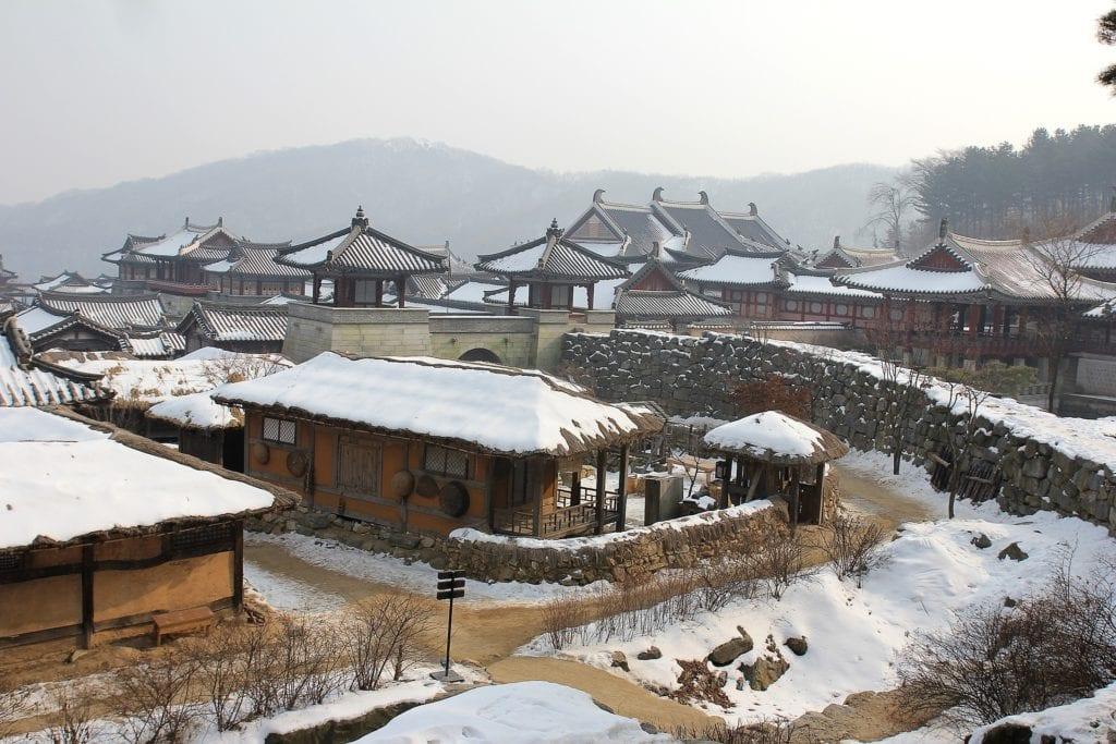 Korean Folk Village   Yongin-si, Gyeonggi-do