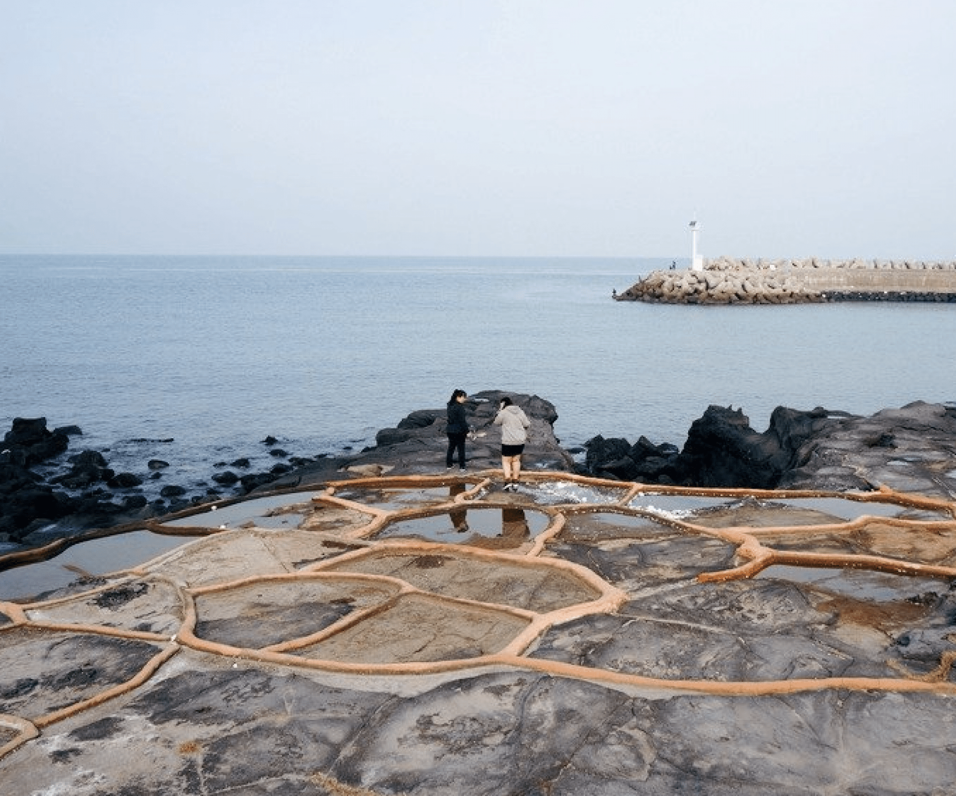 Gueomri Stone Salt Farm | Aewol-eup, Jeju-do