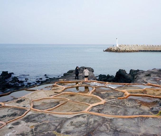 Gueomri Stone Salt Farm | Aewol-eup, Jeju-do