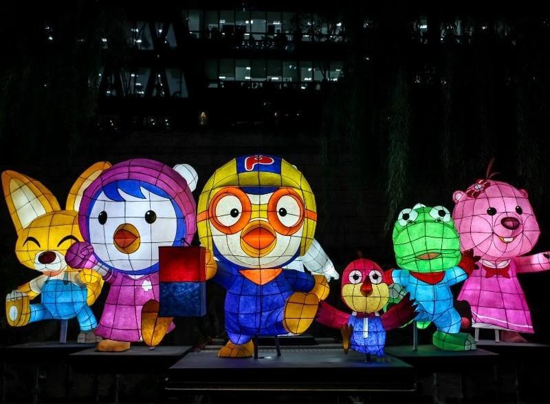 seoul lantern festival 2019
