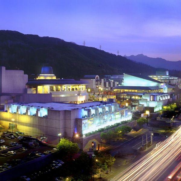 Seoul Arts Center   Seocho-gu, Seoul