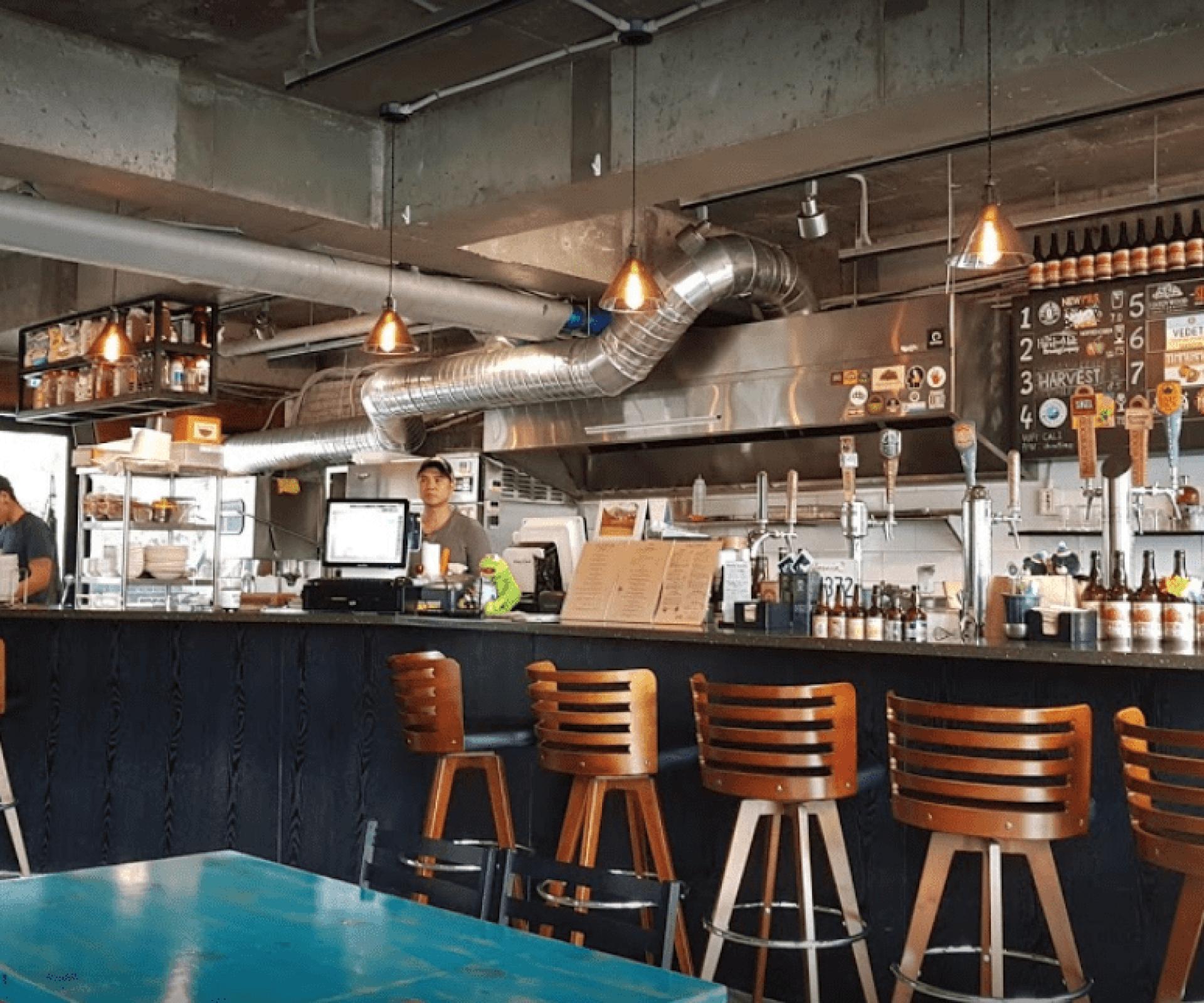 California Kitchen & Craft Pub | Yongsan-gu, Seoul
