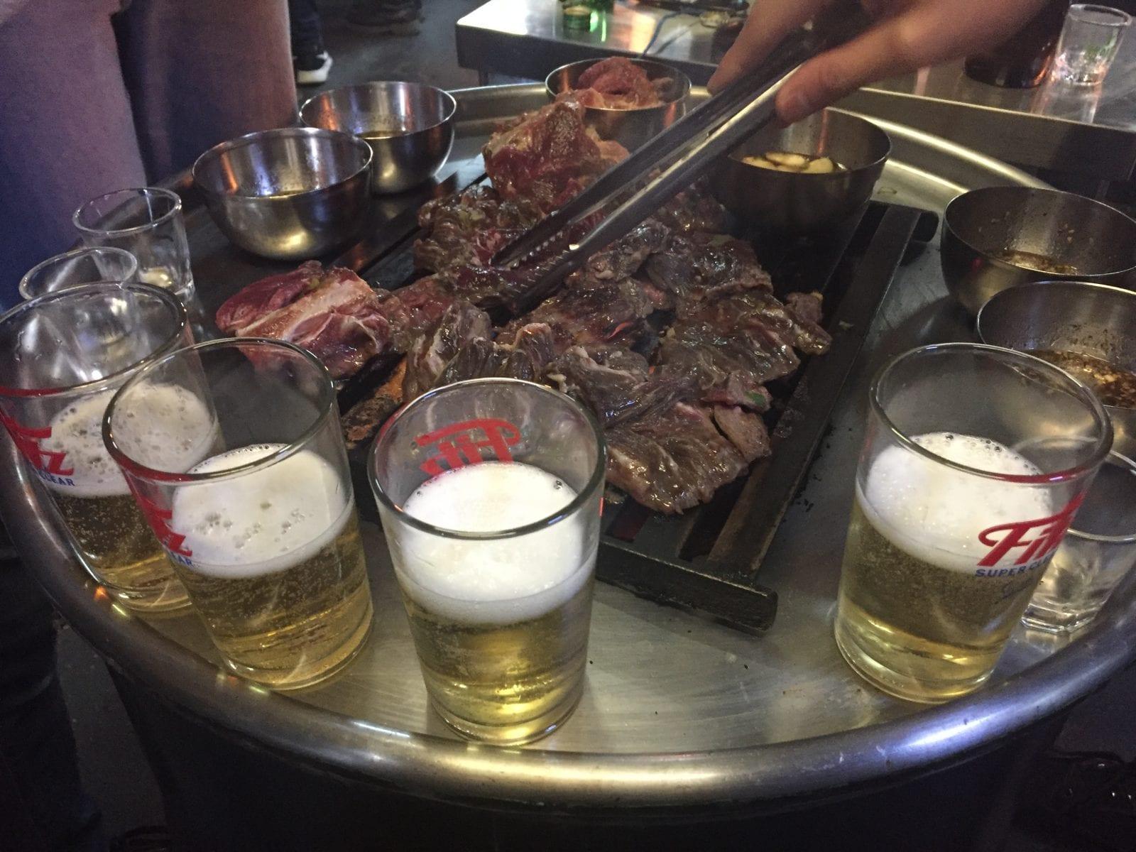 Yeonnam Standing Galbi Restaurant 연남서식당 | Mapo-gu, Seoul
