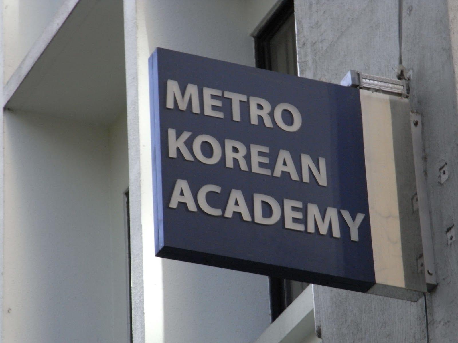 Metro Korean Academy | Jung-gu, Seoul