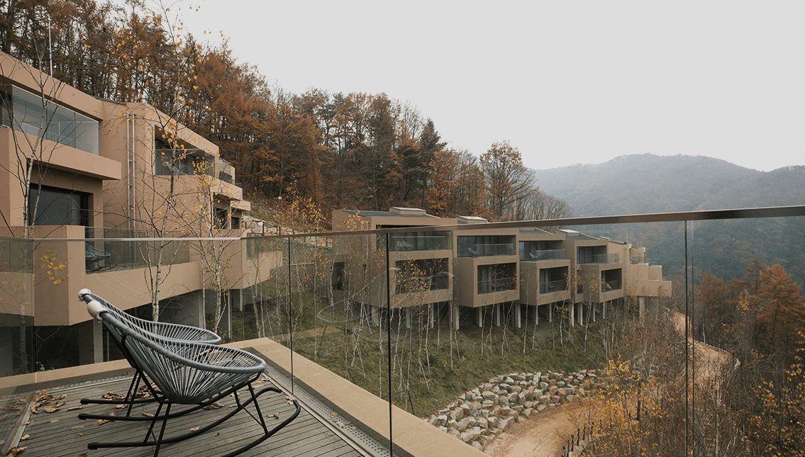 Healience Seonmaeul Resort | Hongcheon-gun, Gangwon-do