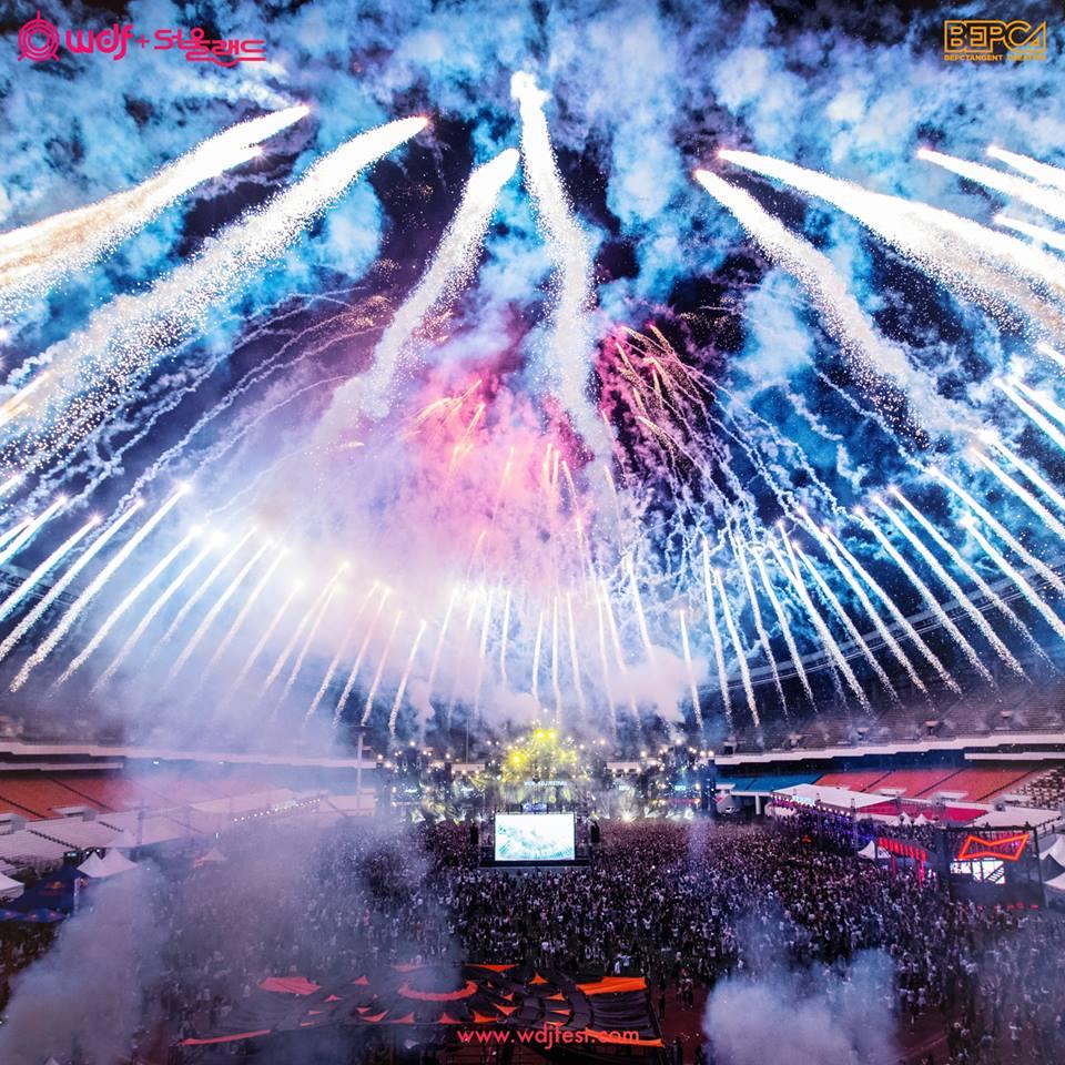seoul world dj festival