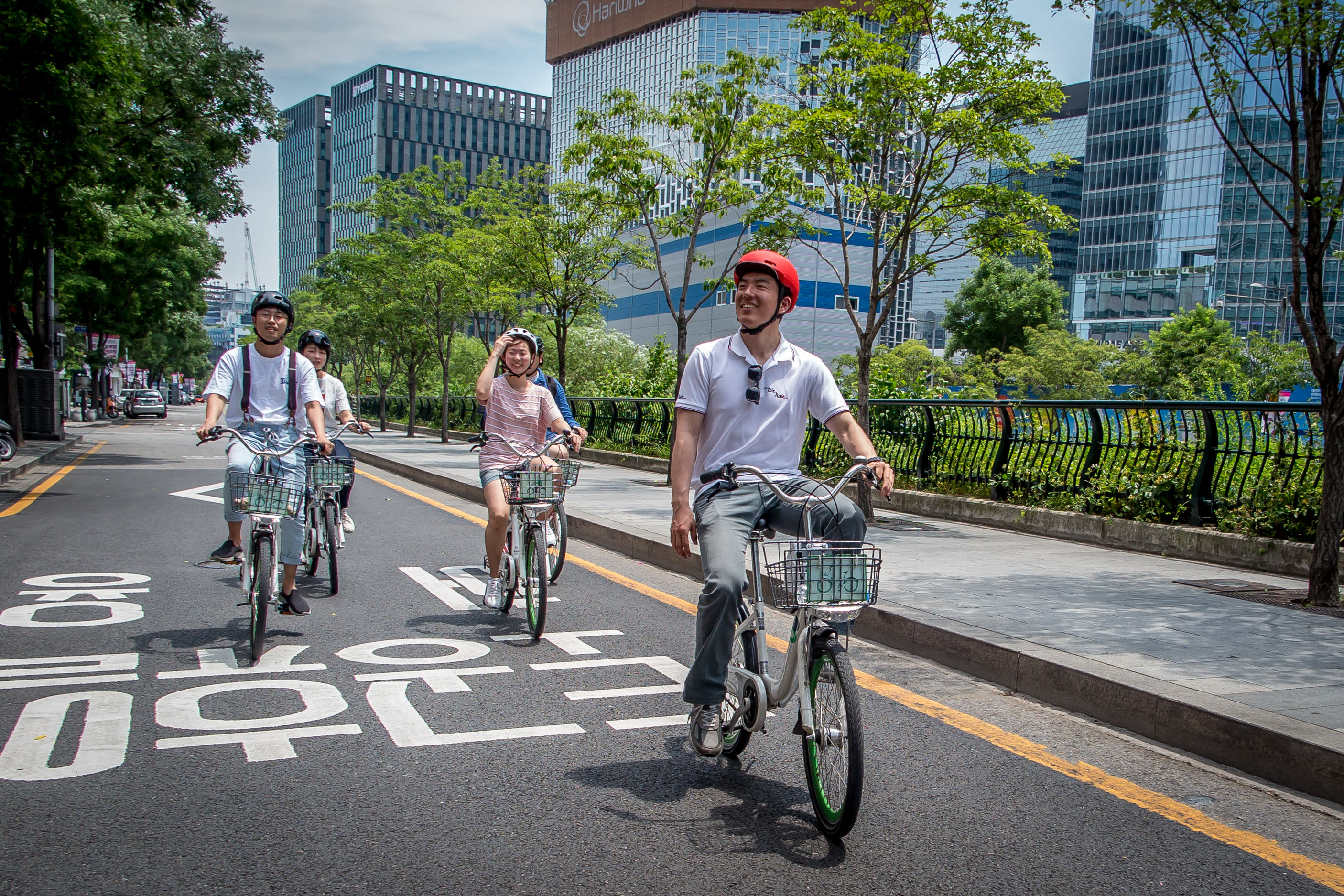 Bike Tour Seoul with We Ride Korea | Seoul