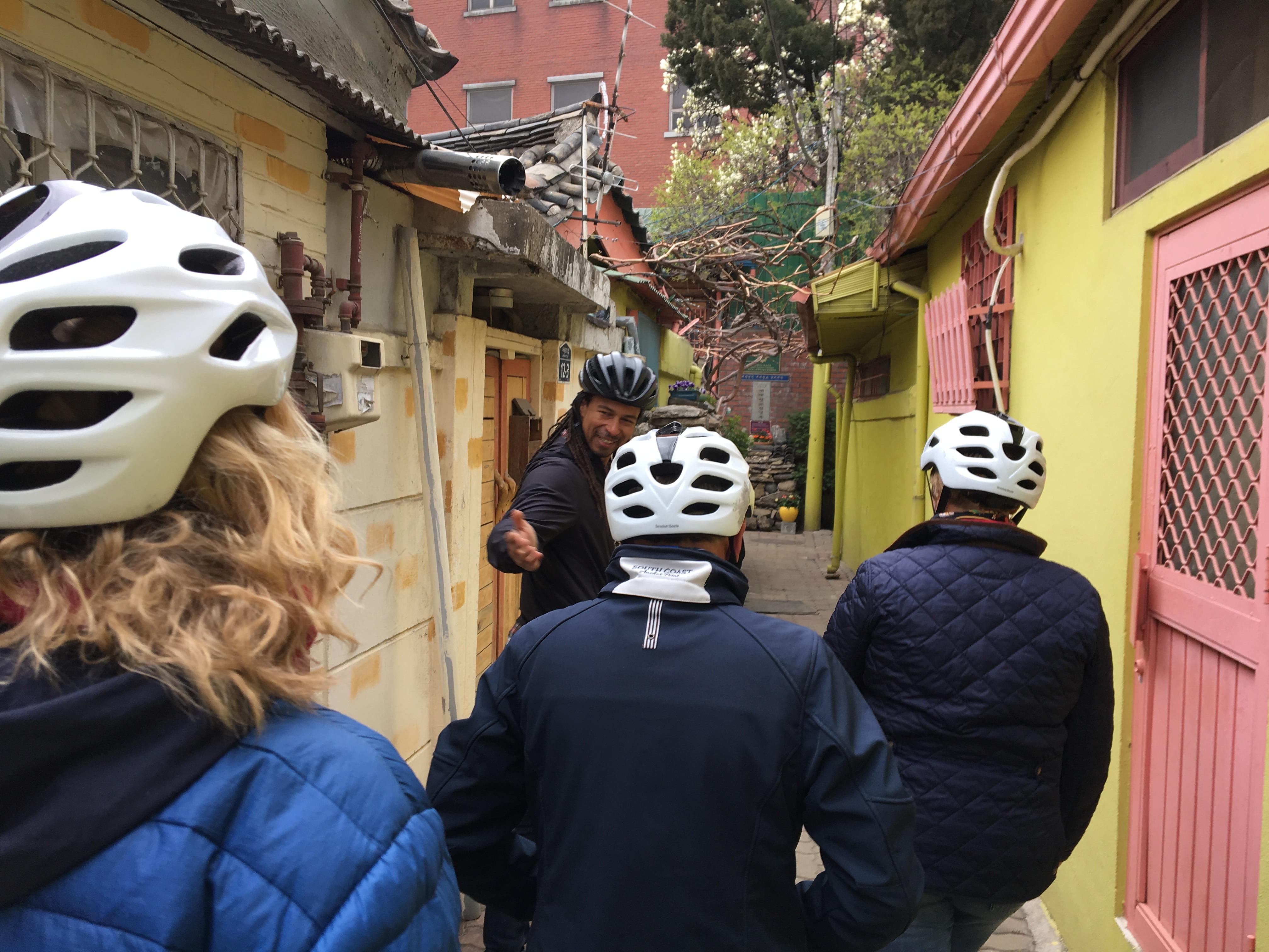 Bike Tour Seoul with We Ride Korea   Seoul
