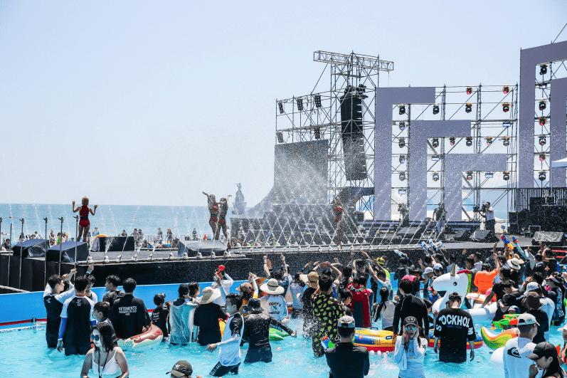 busan sea festival 2019
