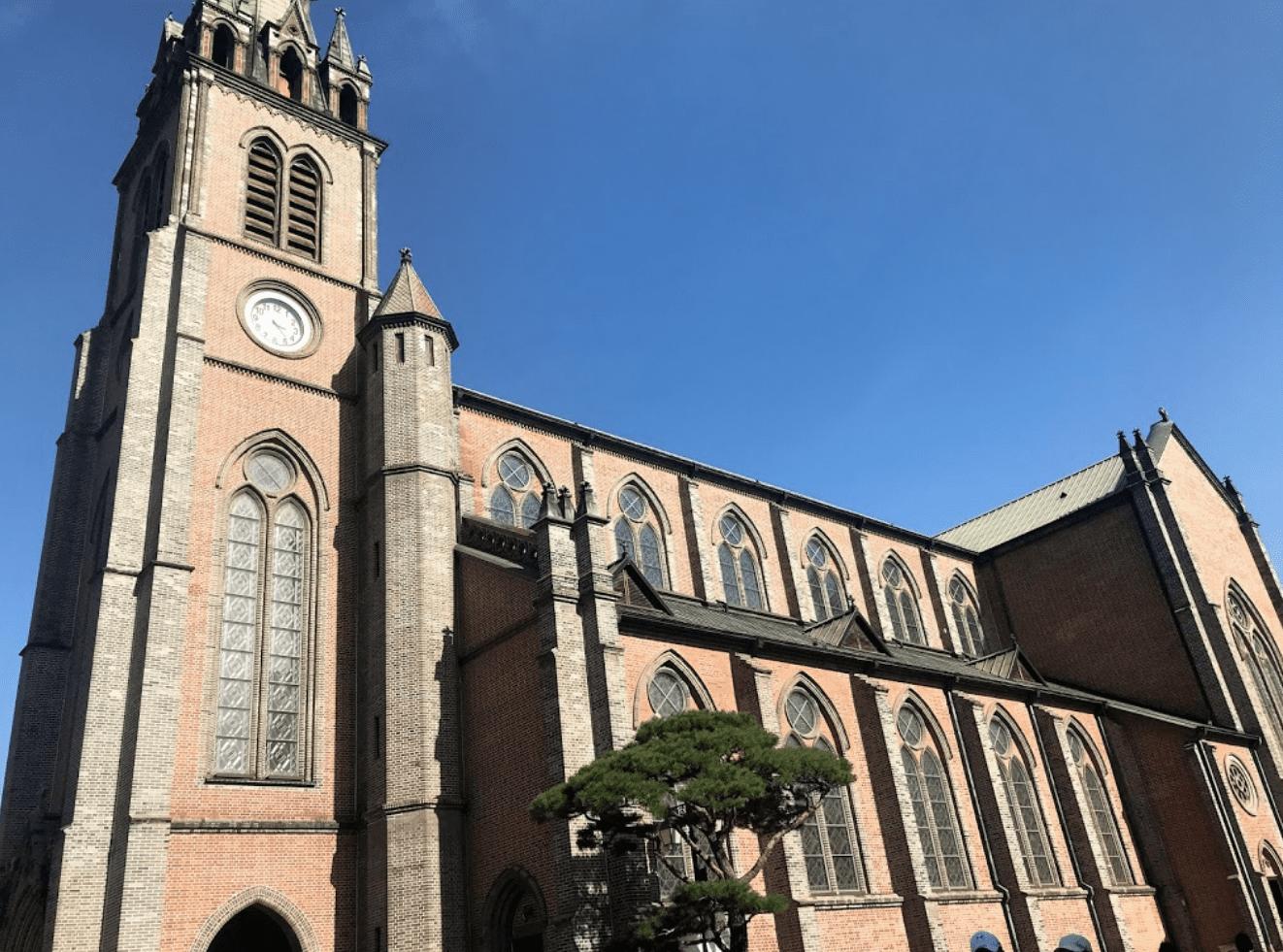 Seoul International Catholic Church | Yongsan-gu, Seoul