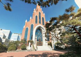 Yeoksam Catholic Church   Gangnam-gu, Seoul