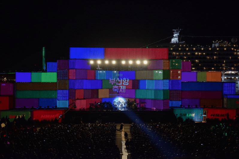 busan port festival 2019