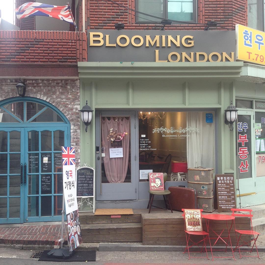 Blooming London   Yongsan-gu, Seoul