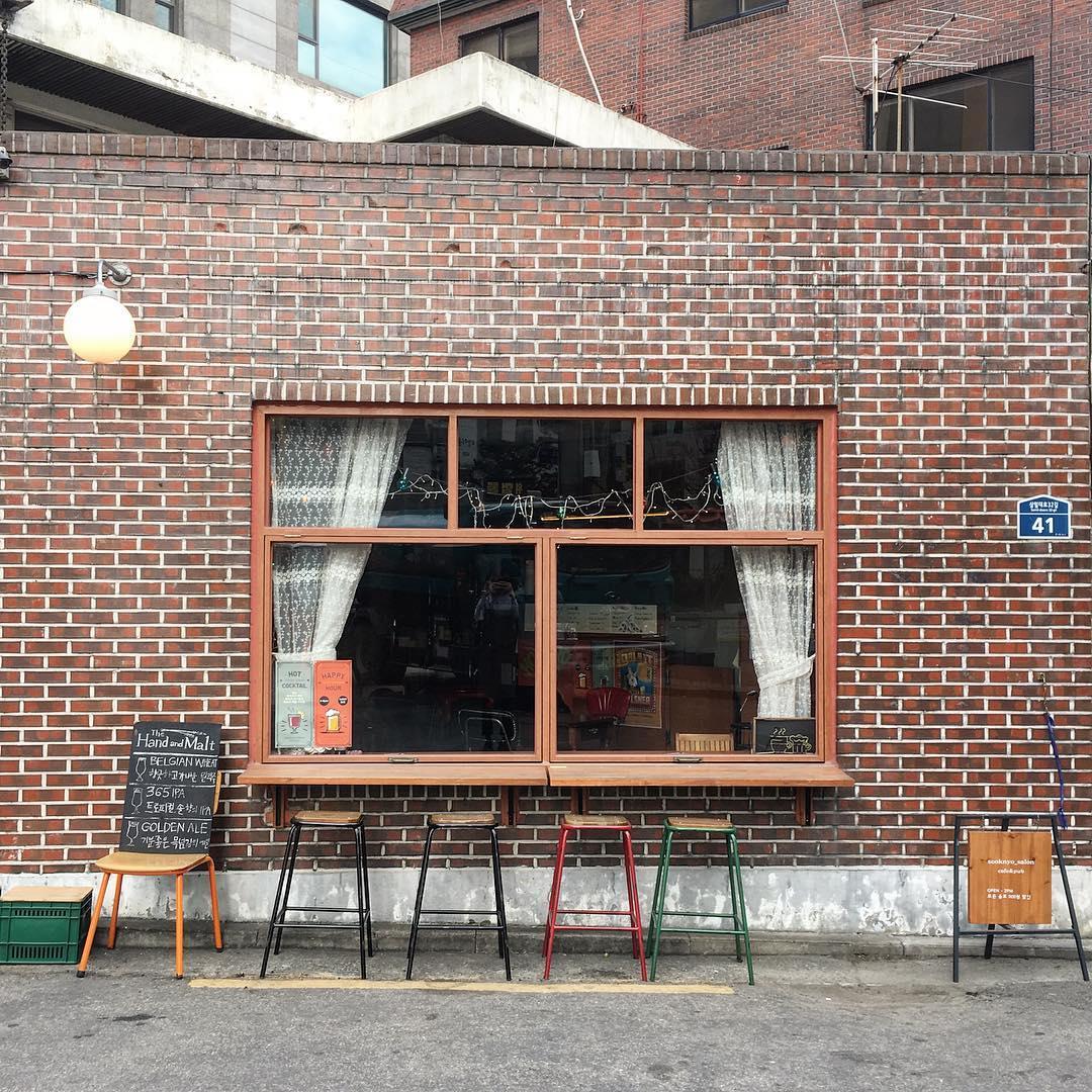 Sooknyo Salon | Jongno-gu, Seoul