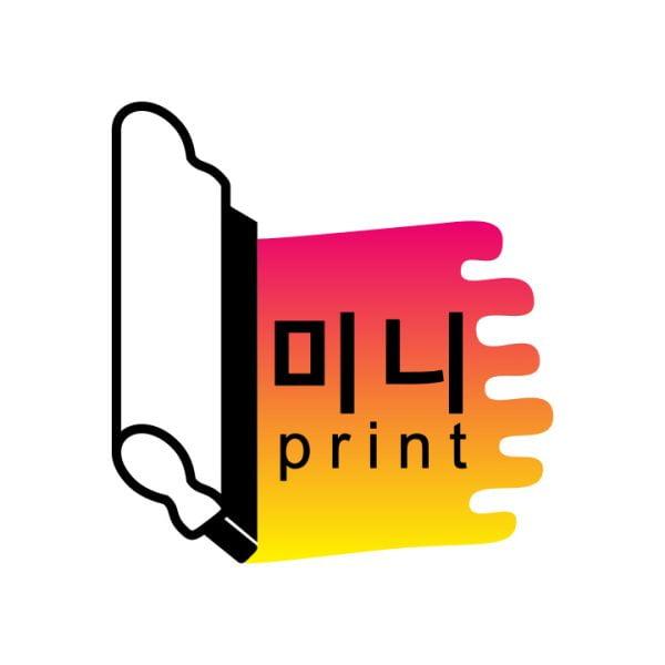 미니 (Mini) Print | Seongdong-gu, Seoul