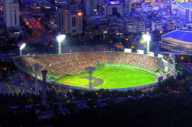 Busan Sajik Baseball Stadium | Dongnae-gu, Busan