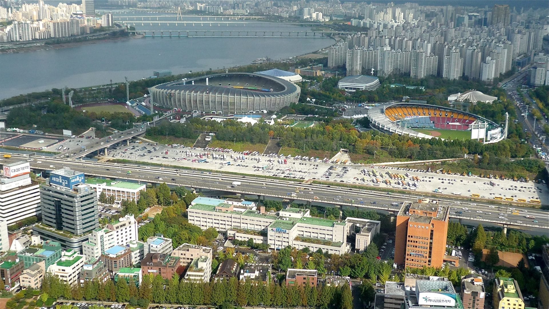 Jamsil Sports Complex | Songpa-gu, Seoul