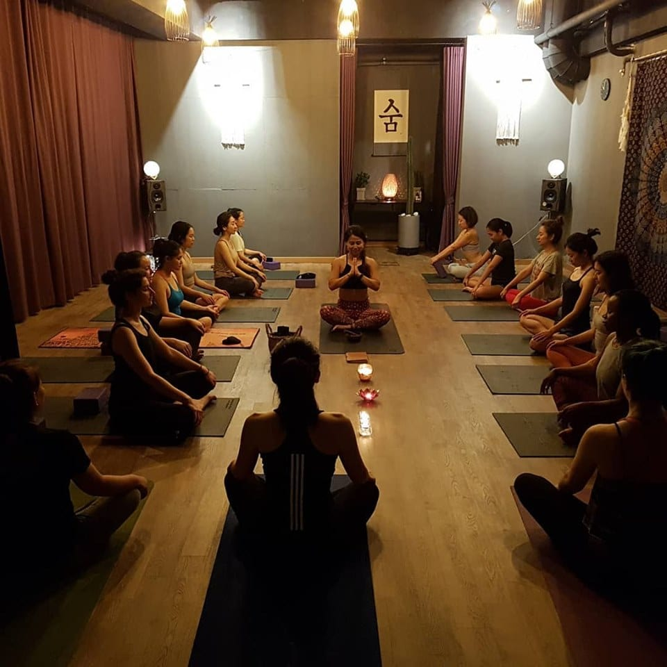 The Flow Room Yoga Studio | Yongsan-gu, Seoul