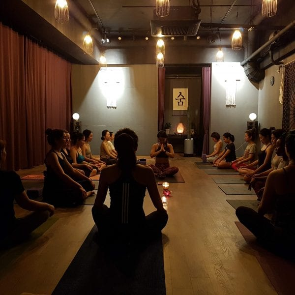 The Flow Room Yoga Studio | Yongsan-gu, Seoul