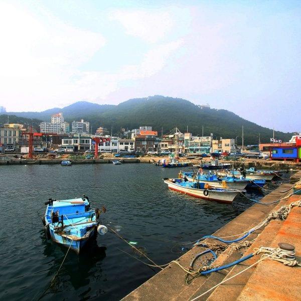 Cheongsapo Seafood Town | Haeundae-gu, Busan