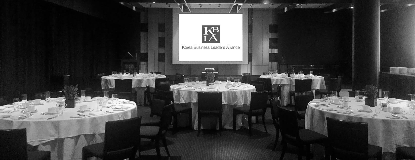 Korean Business Leaders Alliance | KBLA