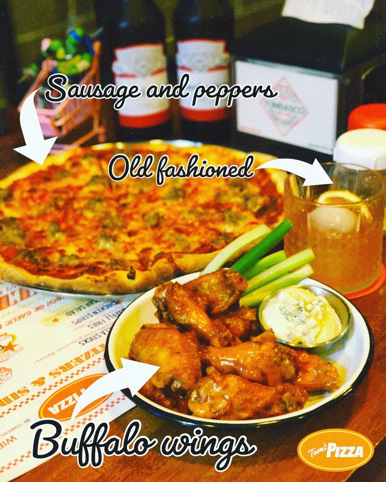Tom's Pizza | Mapo-gu, Seoul