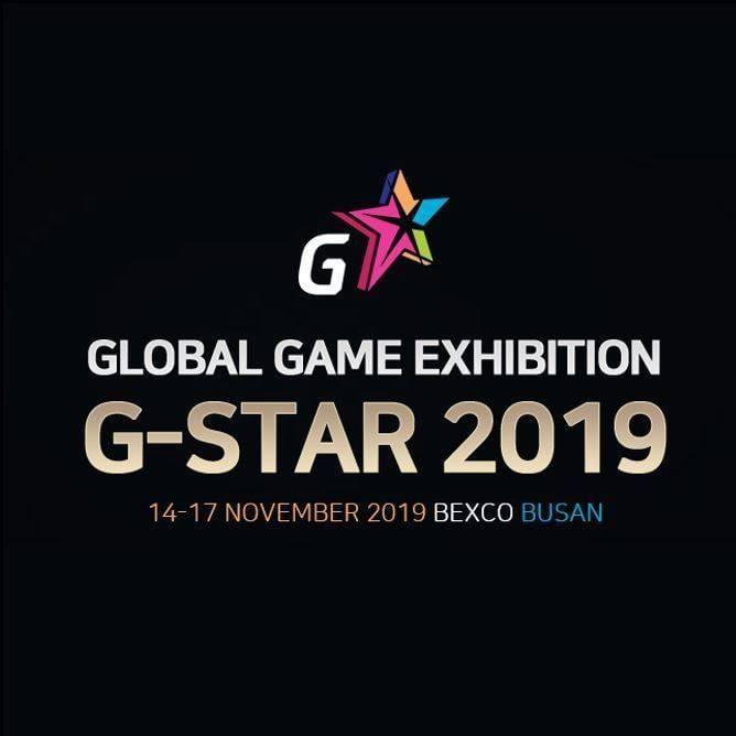 bexco game exhibition gstar busan 2019