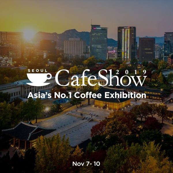 cafe show seoul 2019 coex