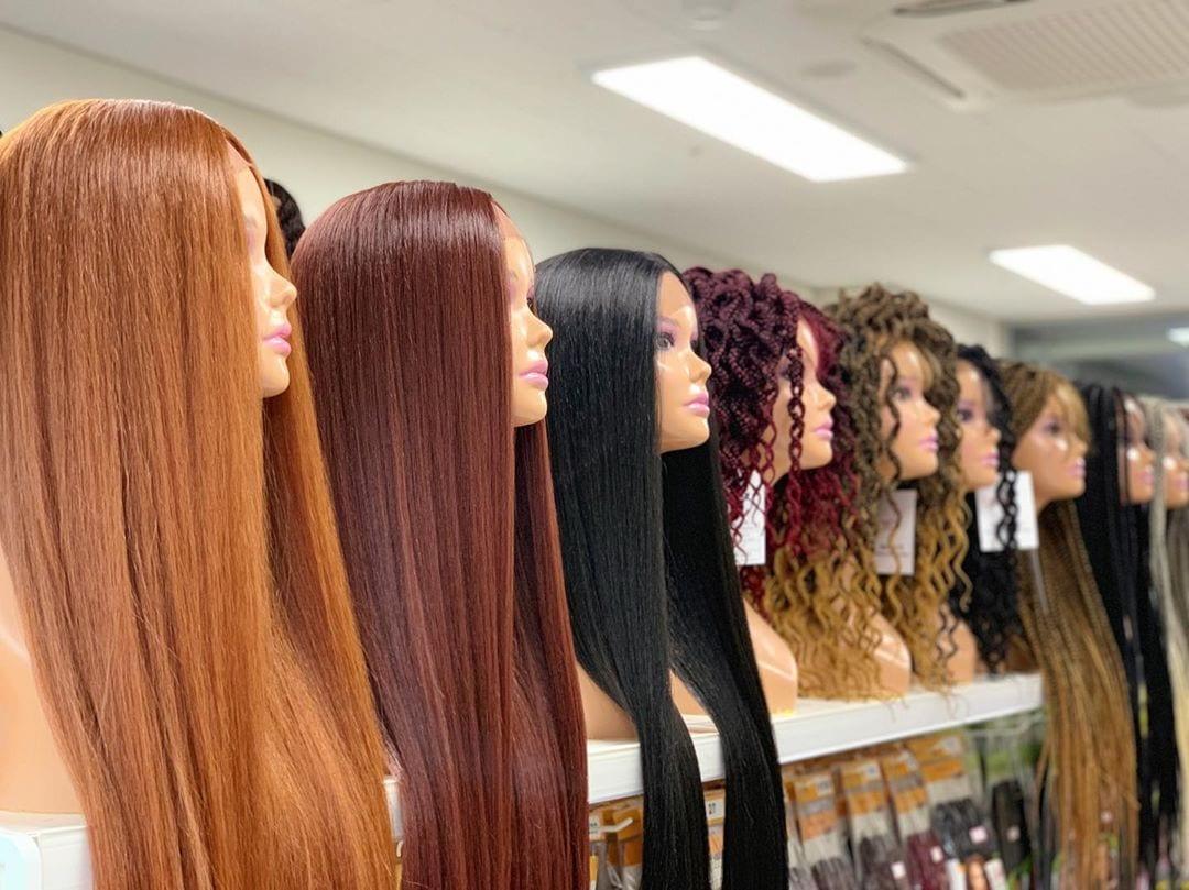 Chocolate Hair Supply Store