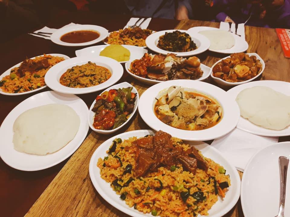 Happy Home African Restaurant