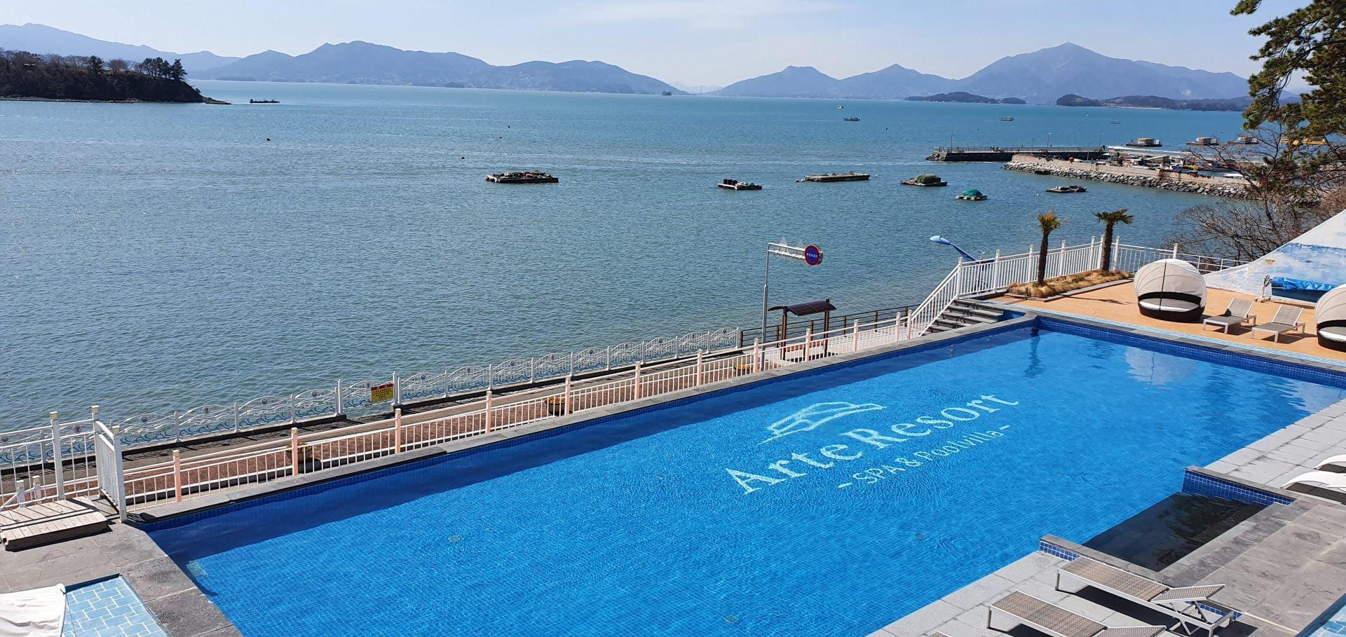 Arte Resort Spa & Pool Villa | Sacheon, Gyeongsang Buk-do