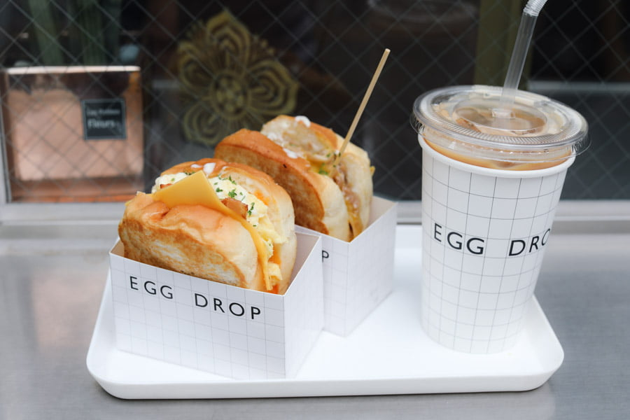Egg Drop Korea|Various Locations